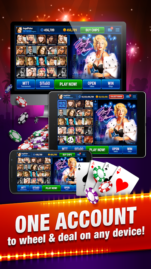 Texas Holdem Poker Free- screenshot