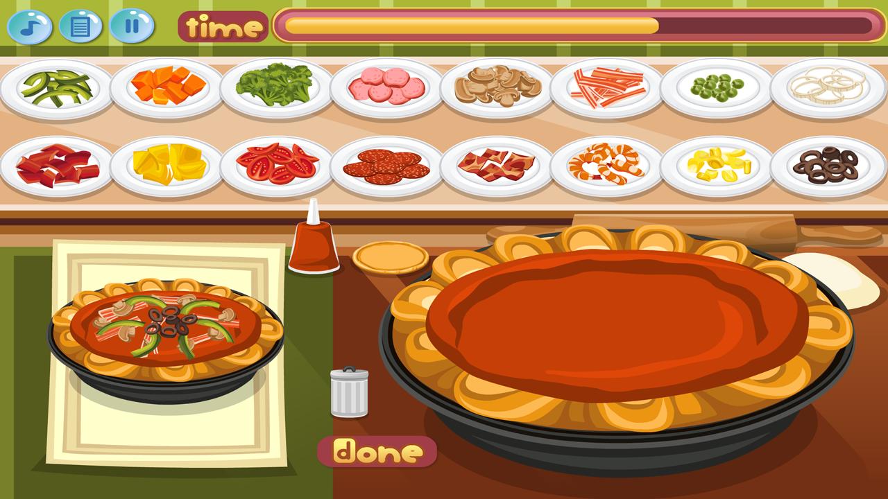 tessa's pizza -jeux de cuisine - applications android sur google play