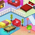 Design My Home - House Decoration, Color by Number icon