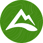 AllTrails - Hiking, Trail Running & Biking Trails Icon