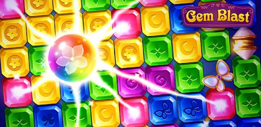 Gem Blast: Magic Match Puzzle for PC