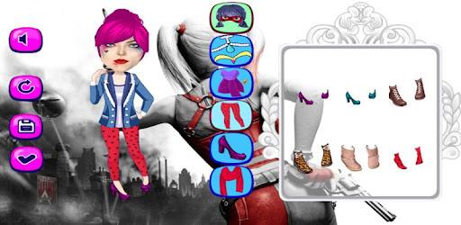 Descargar Harley Quinn Juegos De Vestir Para Pc Gratis