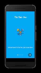 Tic Tac Star - náhled
