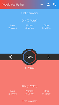 Would You Rather? apk screenshot