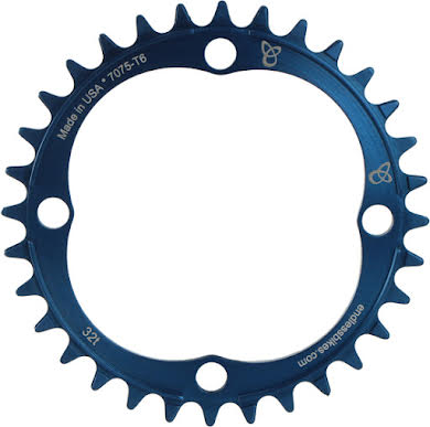 Endless Bike The 1 Chainring, 104BCD alternate image 2