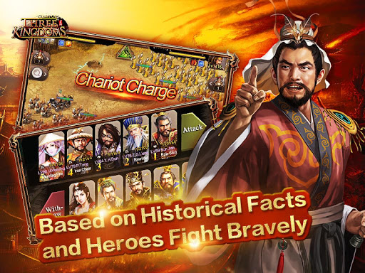 Clash of Three Kingdoms 9.8.2 screenshots 6