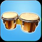 Bongo Drums (Djembe, bongo, conga, percusión) icon