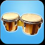 Bongo Drums (djembae, bongo, conga, percussion) Icon