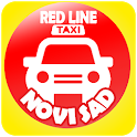 Crveni RedLine Taxi Novi Sad icon