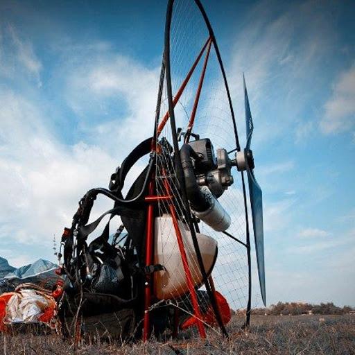 Miniplane Top 80 paramotor