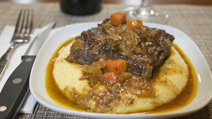 Braised Short Ribs With Porcini-Port Wine Sauce Recipes — Dishmaps
