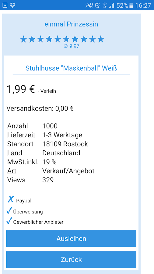 under10 - Marktplatz- screenshot