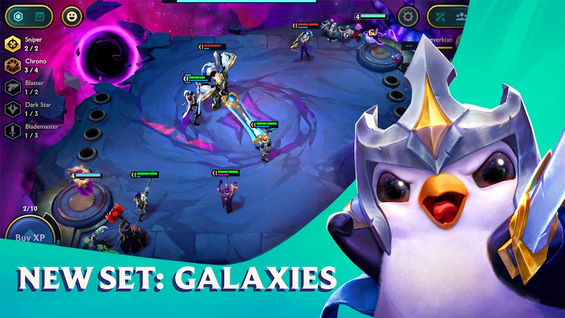 Screenshot - Teamfight Tactics: League of Legends Strategy Game