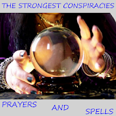 Conspiracy. Spies. Spells. Rituals. Magic.