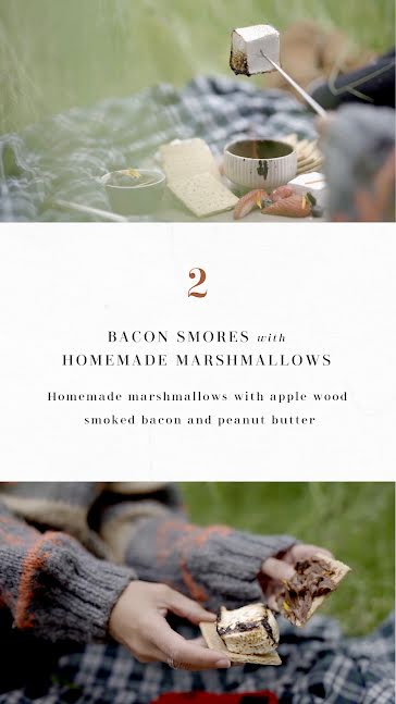 Bacon Smores - Instagram Story Template
