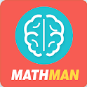 Mathman Math Trainer icon