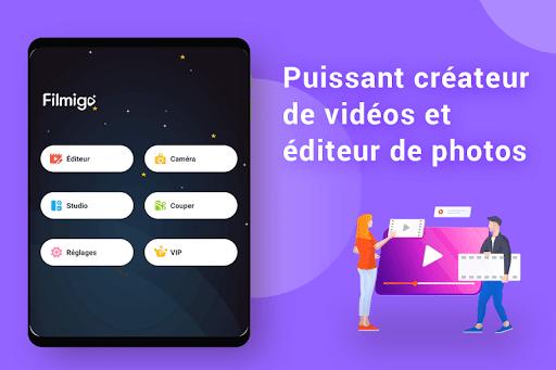 Créateur vidéo de photos avec musique screenshot 11