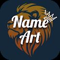 Name Art: My Name Style Maker icon
