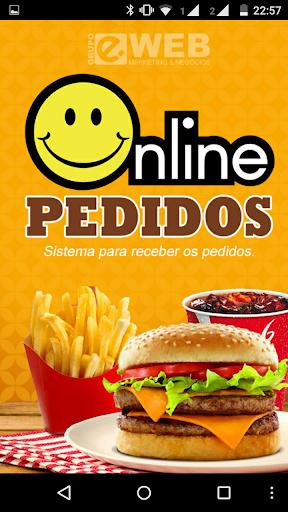 RECEBER PEDIDO