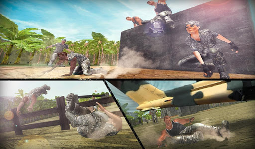 US Army Training School 2 Game: The Boot Camp Games (apk) free download for Android/PC/Windows screenshot
