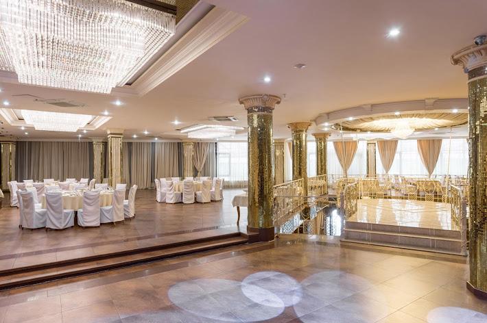 Фото №11 зала Salle de Banquet Champagne