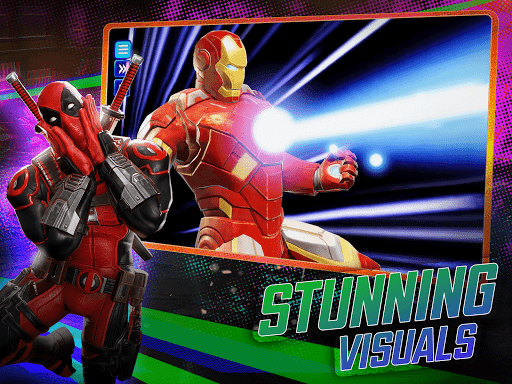 MARVEL Strike Force - Squad RPG 4.3.0 Screenshots 14