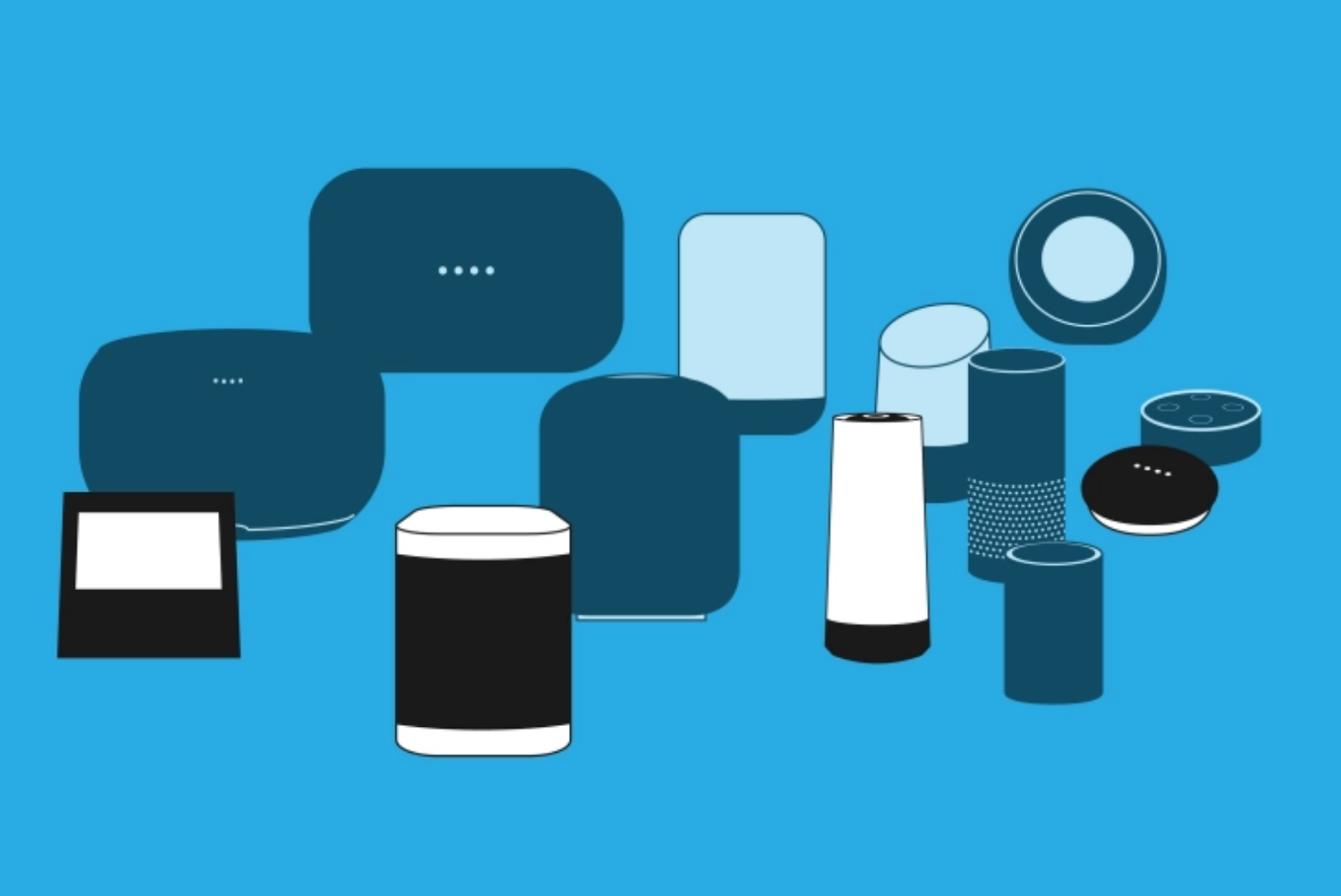 Growth of voice assistants