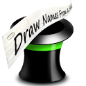 Draw Names From A Hat icon