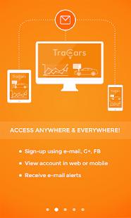 Tracars - náhled