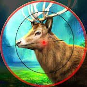 Deer Hunt Safari Sniper Animals Hunter