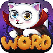 Word Home™ - Halloween Cat Puzzle Game