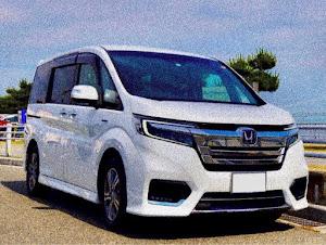 ステップワゴン  RP5  SPADA HYBRID G・EX Honda SENSINGのカスタム事例画像 zakizaki-UCさんの2018年07月11日00:05の投稿