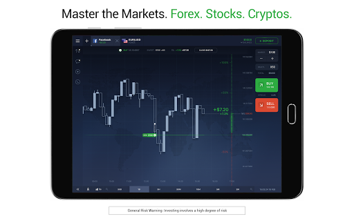 IQ Option broker: trade forex, CFD's, bitcoin screenshot 6