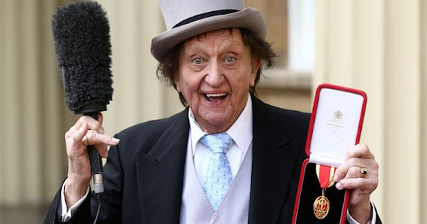 Sir Ken Dodd laid to rest