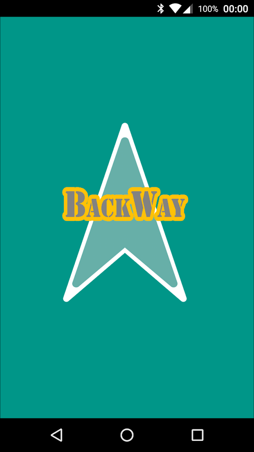 BackWay- screenshot