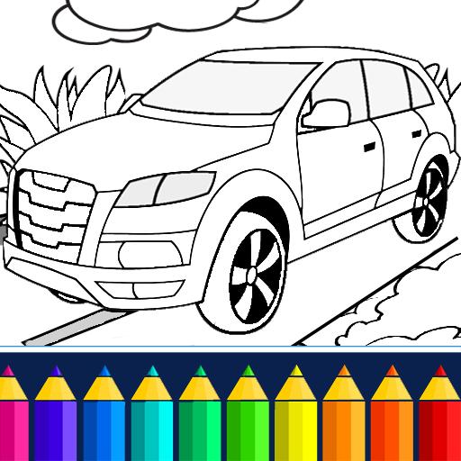 Otomobil boyama oyunu APK