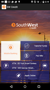 South West Credit– сличица снимка екрана
