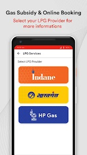 Gas Subsidy Check Online: LPG Gas Booking app 1