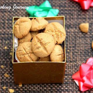 Nan Khatai – Indian Shortbread Cookies.