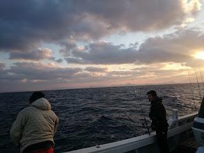 Photo: さあー、今日もハリキっていくぞー! ・・・釣れます様に。