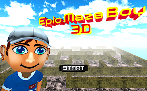 Capturas de pantalla de Epic Maze Boy 3D 8