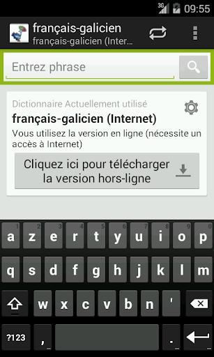 Français-Galicien Dictionnaire