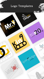 Logo Maker, Logo Design, Graphic Design Screenshot
