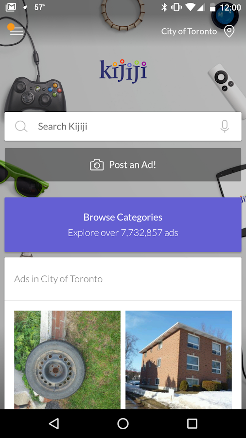 Kijiji Free Local Classifieds- screenshot