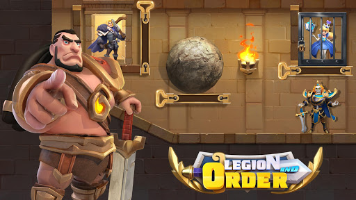 Legion and Order screenshots 1