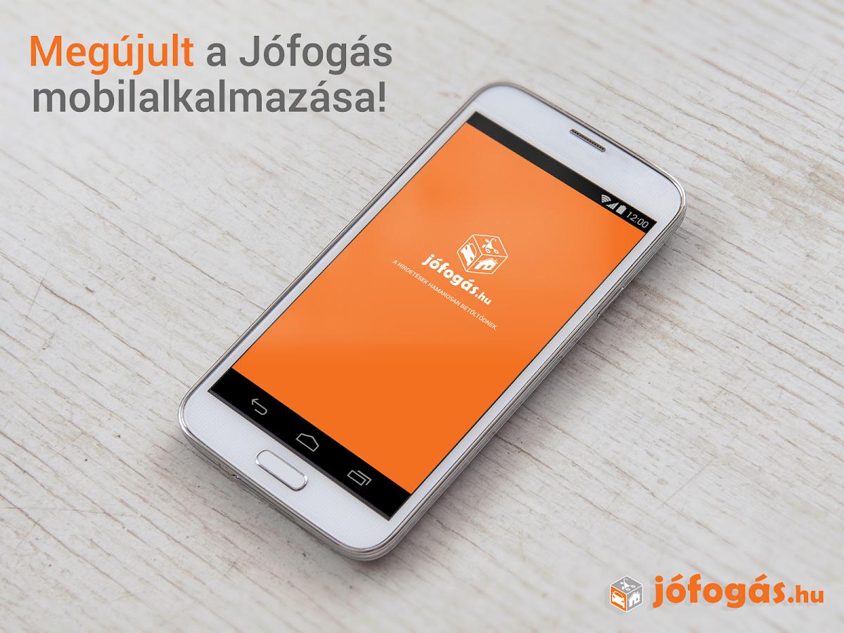 Jófogás.hu - screenshot