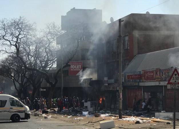 'Ons sal van hulle ontslae raak': waarskuwing van taxibestuurders aan dwelmhandelaars in Pretoria - TimesLIVE