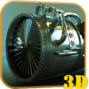 Jet Engine Live Wallpaper Free