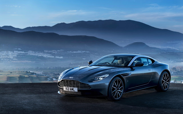 Aston Martin DB Themes & New Tab