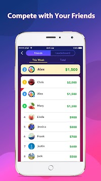 Cash Show - Win Real Cash! APK screenshot thumbnail 4